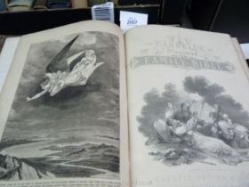 Cassell's Illustrated Family Bible, published by Cassell, Petters & Gaplin.