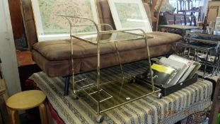 A Retro trolley,