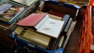 A qty of assorted books inc.