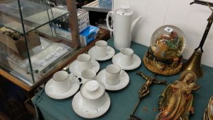 A Thomas coffee set