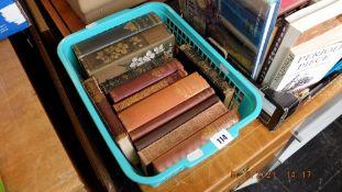 Twelve assorted novels in 'Little Dorrit' etc.