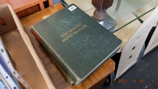 Two volumes 'The Concise home doctor'
