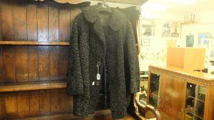 Beaver Lamb jacket