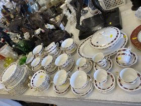 A large qty of Paragon, 'Elegance' china,