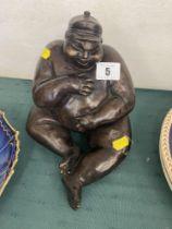 A Bronze,