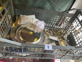 A small qty of Judaica