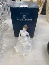 A Royal Doulton Harmony figure