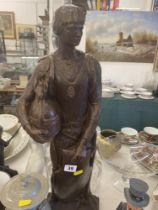 A figure of a Roman warrior