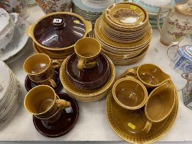 A Royal Worcester Palissy,