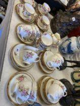 Two part tea sets