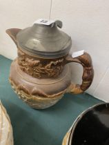 A Royal Doulton Harvest jug