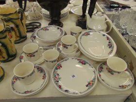 Royal Doulton tea service,