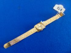 A ladies NEL wristwatch