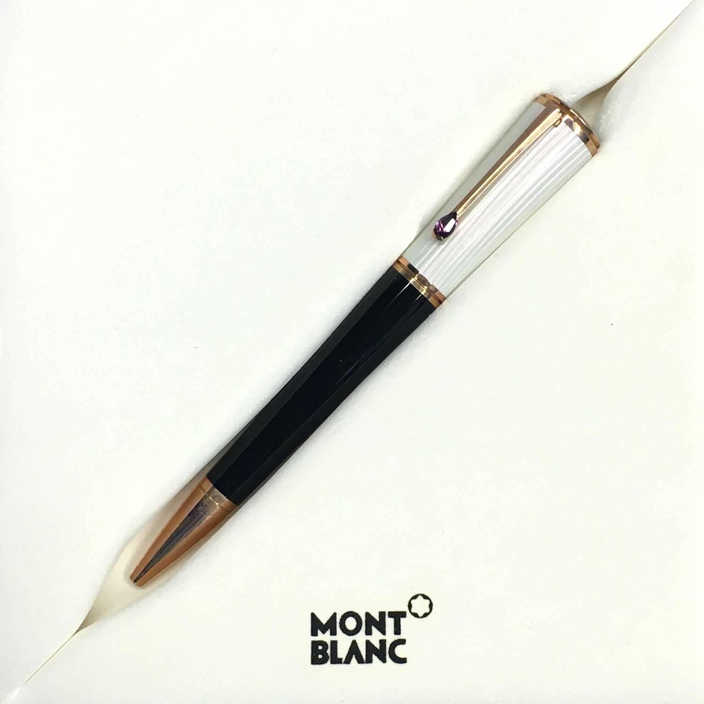 MONTBLANC Penna – Modello Ingrid Bergman. Edizione La Donna – In astuccio originale