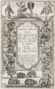 Allgemein - - Valentini, Michael Bernhard. Museum Museorum, Oder Vollständige Schau-Bühne aller