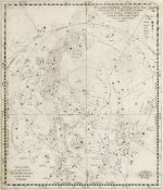Astronomie - - Bartsch Jacob. Usus astronomicus planisphaerii stellati, seu vice - globi coelestis