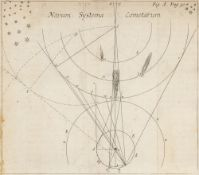 Astronomie - - Bernoulli, Jakob. Conamen novi systematis cometarum, pro motu eorum sub calculum