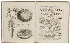 Biologie - Botanik - - Heister, Lorenz (praes.) und Johann Hermann Anton Wilberding (resp.).