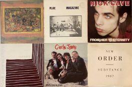 PUNK/ WAVE/ INDIE/ ALT/ GOTH - LPs