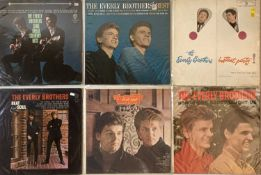 EVERLY BROTHERS LPs