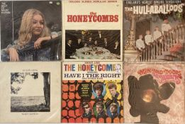 60s POP/ BEAT/ SOFT PSYCH - LPs. A smashing collection of around 85 LPs. Artists/ titles include The