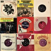"""SIGNED 60s 7"""" SINGLES"""