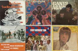 POP/ BEAT/ PSYCH - 60s LPs