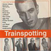 TRAINSPOTTING - LIMITED EDITION PROMO OST LP (EMC 3739)