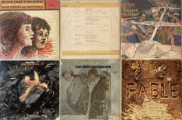 FOLK & COUNTRY - LPs