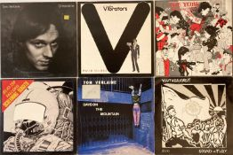 PUNK/ NEW WAVE - LPs.