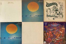 Santana - LP Collection