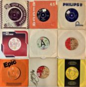 """SIGNED 70s/ 80s 7"""" SINGLES"""
