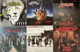 METAL/ HARD ROCK - LPs