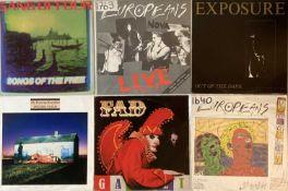 ALT/ INDIE/ PUNK & WAVE - LPs