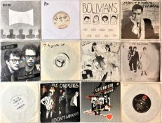 """PUNK/NEW WAVE - 7"""" COLLECTION"""