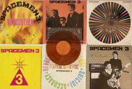 """SPACEMEN 3/ SONIC BOOM - LPs & 12"""""""