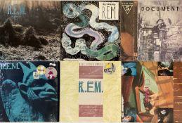 """REM - LPs & 12"""""""