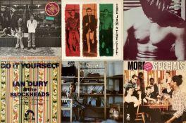 "INDIE/ ALT/ NEW WAVE - LPs & 12"""