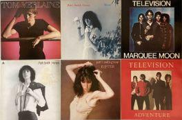 """PUNK/WAVE/ART ROCK - LPs & 12"""""""