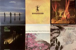 """ECHO AND THE BUNNYMEN AND RELATED - LPs & 12"""""""
