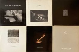 "JOY DIVISION/ NEW ORDER - LPs & 12"""