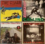 THE CLASH - LPs