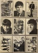 BEATLES COLLECTORS CARDS AND POSTCARDS.