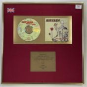 NIRVANA INSECTICIDE GOLD DISC AWARD