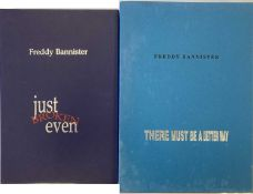 FREDDY BANNISTER LIMITED EDITION BOOK SETS - KNEBWORTH / BATH