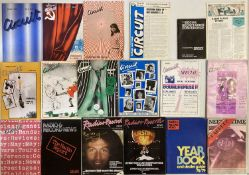 1970S MUSIC INDUSTRY MAGAZINES AND PRICE LISTS