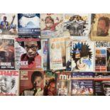 AFRICAN /. REGGAE MUSIC MAGAZINES