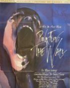 PINK FLOYD THE WALL CANNES SUBWAY POSTER