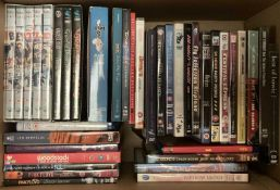MUSIC MAGAZINES AND DVDS / VHS