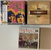 Cream And Related - Japanese CD Box-Sets